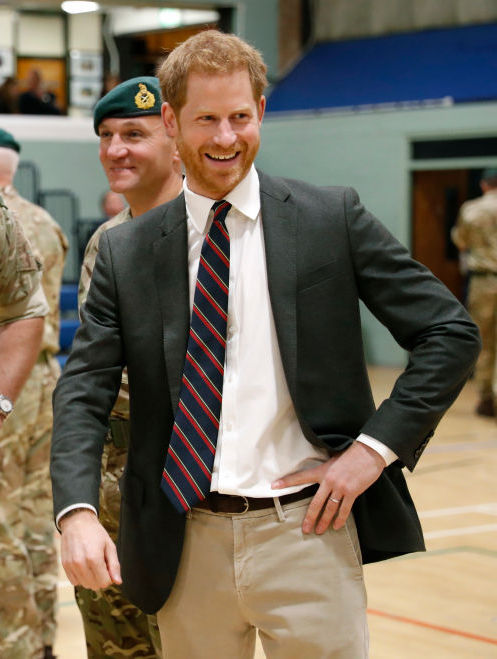 Prince Harry | Chris Jackson – WPA Pool/Getty Images