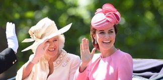 Has Camilla given Meghan Markle the same gift as Kate Middleton when she joined the royal family Photo (C) GETTY