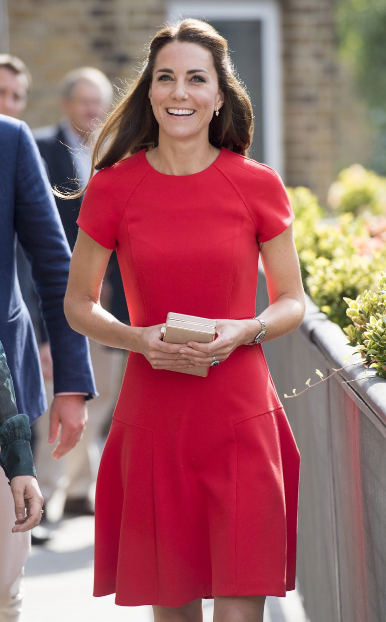 It's easy to think of literally any story of a commoner marrying a royal as a Cinderella story, but Kate Middleton Photo (C) GETTY IMAGES, WPA POOL