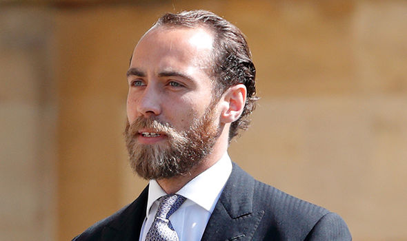 James Middleton's business, Boomf, posted losses of £3 million over the past three years (Image GETTY)