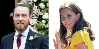 James Middleton is working as a tour guide at a Scottish hotel (Image GETTY)