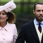 James Middleton previously owned a baking company named Nice Group London (Image GETTY)
