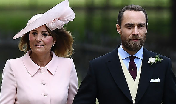 James Middleton previously owned a baking company named Nice Group London (ImJames Middleton previously owned a baking company named Nice Group London (Image GETTY)age GETTY)