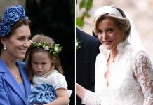Kate Middleton The Duchess of Cambridge watched her best friend get married this weekend (Image NC)