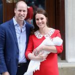 Kate Middleton gave birth to Prince Louis at St. Mary's Hospital in London on April 23 (Image GETTY)
