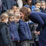 Kate has long dedicated her charity focus to children's welfare Photo (C) GETTY