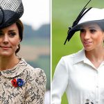 Kate was photographed in more engagements than Meghan during her first summer as a royal (Image GETTY)