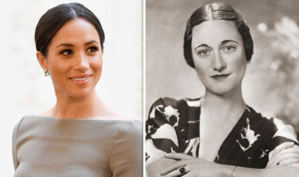 Meghan Markle and Wallis Simpson share many similarities (Image GETTY)