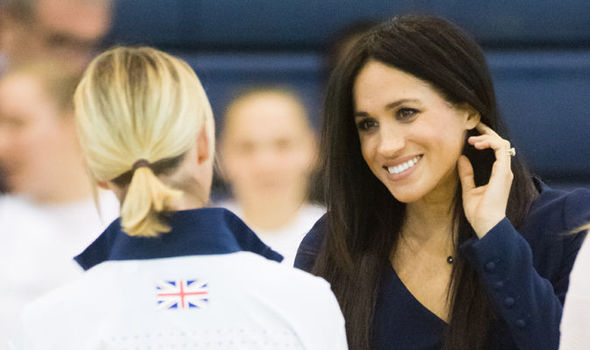Meghan Markle changed the conversation when someone brought up Suits (Image GETTY)