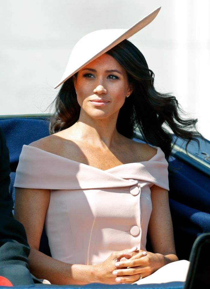 Meghan Markle is apparently so sick of her circle speaking out against her that she's started to freeze out old friends and family from her life. Photo Getty Images