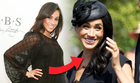 Meghan Markle news How has Prince Harry wife changed her body language to become a Duchess (ImageMeghan Markle news How has Prince Harry wife changed her body language to become a Duchess (Image GETTY) GETTY)