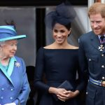 Meghan Markle news Meghan and Harry have reportedly been given the cottage by the Queen (Image Getty )