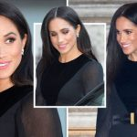 Meghan Markle news The Duchess of Sussex stepped out at the Royal Academy of Arts (Image WIREIMAGE GETTY)