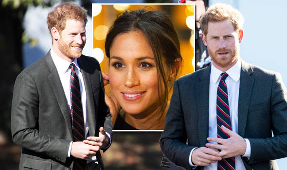 Meghan Markle news What does Prince Harry Meghan Markle wedding ring mean (Image GETTY)