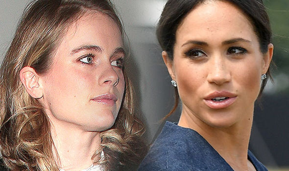 Meghan Markle wins Tatler's Girl of the Year 2018, following in Cressida Bonas' footsteps (Image GETTY)