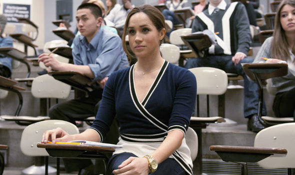 Meghan Markle's acting career has not been mentioned in her university's prospectus (Image GettyImages)