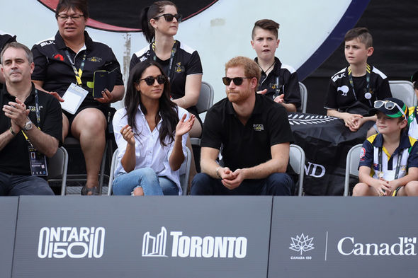 Meghan and Harry faced severe media harassment when they began dating in 2016 (ImageMeghan and Harry faced severe media harassment when they began dating in 2016 (Image Getty Images)Getty Images)