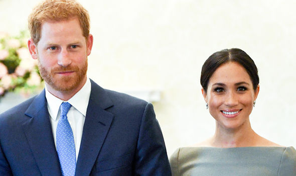 Meghan and Harry will do their first overseas visit as a married couple in Australia and New Zealand (Image Getty)