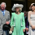 Meghan attended her first royal event celebrating Prince Charles 70th birthday (Image GETTY)