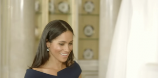 Meghan says the 53 Commonwealth countries will 'keep us busy'. Photo ITV