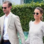 Pregnant Pippa Middleton shows off growing baby bump in bikini during Italian babymoon Photo (C)G ETTY