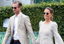 Pregnant Pippa Middleton shows off growing baby bump in bikini during Italian babymoon Photo (C) G ETTY