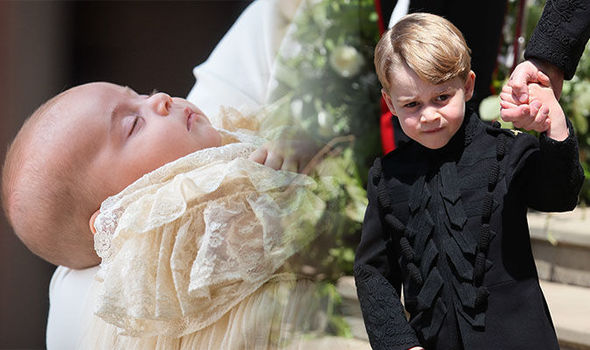Prince George and Prince Louis When will they become Dukes (Image Getty)