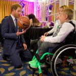 Prince Harry at a previous WellChild event (Image GETTY )