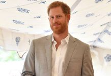 Prince Harry copies George's sweet gesture to celebrate Meghan's success - see adorable photos Photo (C) GETTY