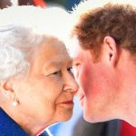 Prince Harry revealed he still gets nervous when he bumps into the Queen (Image GETTY)