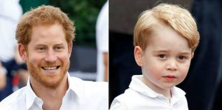 Prince Harry reveals one sweet thing he has in common with nephew Prince George Photo (C) GETTY