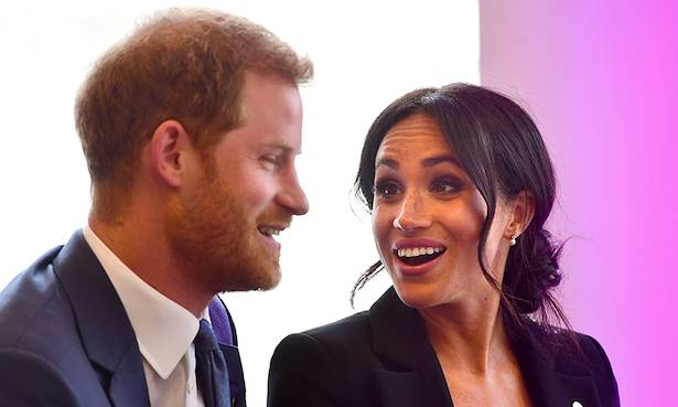 Prince Harry's tongue should be turned into a meme Photo (C) GETTY