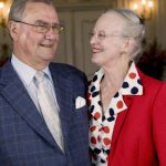 Prince Henrik and Queen Margrethe pictured celebrating their 40th wedding anniversary in 2007 Photo (C) GETTY