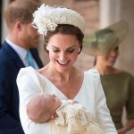 Prince Louis and George will most likely become Dukes when they get married (Image Getty)