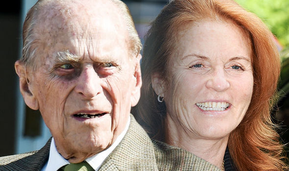 Prince Philip and Sarah Ferguson will bury the hatchet (Image GettyImages)