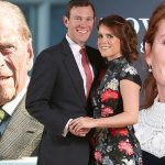 Prince Philip could skip Princess Eugenie's wedding because he 'can't stand' Sarah Ferguson (Image GETTY)