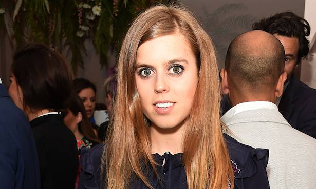 Princess Beatrice's emotional speech ahead of sister Eugenie's royal wedding Photo (C) GETTY