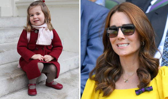 Princess Charlotte school Charlotte started at Willcocks Nursery School in January 2018 (Image Getty)