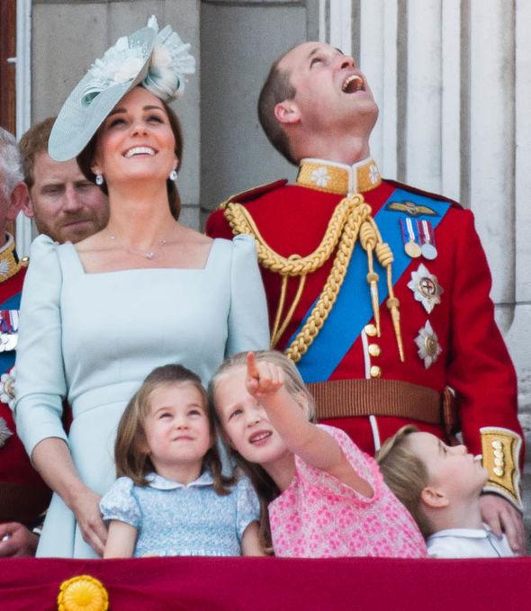 Princess Charlotte school Charlotte started at Willcocks Nursery School in January 2018 (Image Getty)