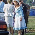 Princess Diana, Sarah Ferguson and Oliver Hoare (Image GETTY )
