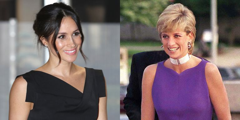 Princess Diana and Meghan Markle Both Spent Time at Northwesten University in Chicago (Image Getty)