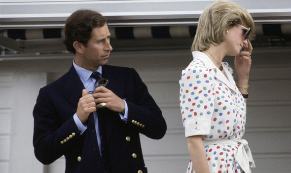 Princess Diana revealed the moment that tore her marriage apart (Image GETTY)