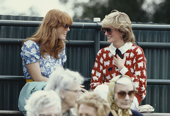 Princess Diana and Sarah Ferguson had a 'divorce pact' (Image GETTY )