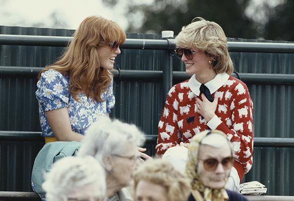 Princess Diana and Sarah Ferguson had a 'divorce pact' (Image GETTY )
