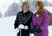 Princess Diana and Sarah Ferguson remained friends after Fergie divorced Andrew (Image GETTY )