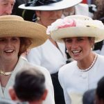 Princess Diana and Sarah Ferguson were close friends (Image GETTY )