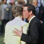 Princess Diana appeared to snub Charles' kiss (Image GETTY)