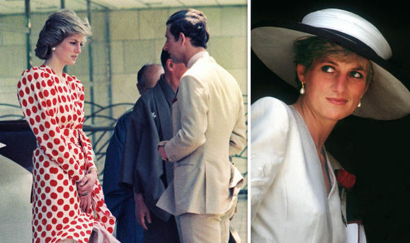 Princess Diana was positive about her future after her divorce, a friend said (Image GETTY)
