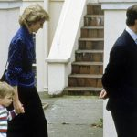Princess Diana with Prince Charles and Prince William in 1985 (Image GETTY)
