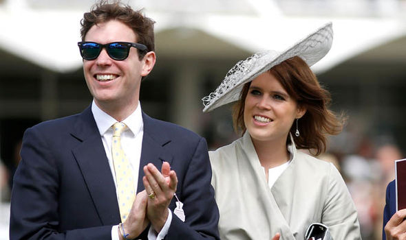 Princess Eugenie and Jack Brooksbank will get married on October 12 (Image GETTY)
